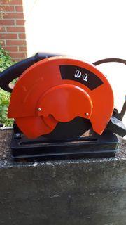 Metall-Trennmaschine Durchmesser 355 mm