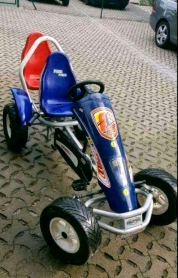 Berg Go Kart Racing Defekt