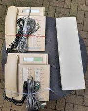 Systemtelefon und Netzgerät Octopus E10