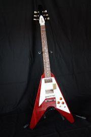 Verkaufe Gibson 67 Flying V