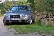 Verkaufe Audi A6 Avant Quatro