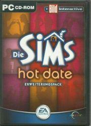 Die Sims Hot Date PC