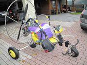 Gleitschirm Trike