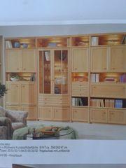 SCHRANKWAND Schieder Möbel 7 Einzelschränke