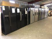 Kühlschränke Gefrierschränke TV-Gerät Herd Waschmaschine
