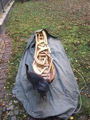 Faltboot-Gestell Pouch RZ85 komplett einwandfrei