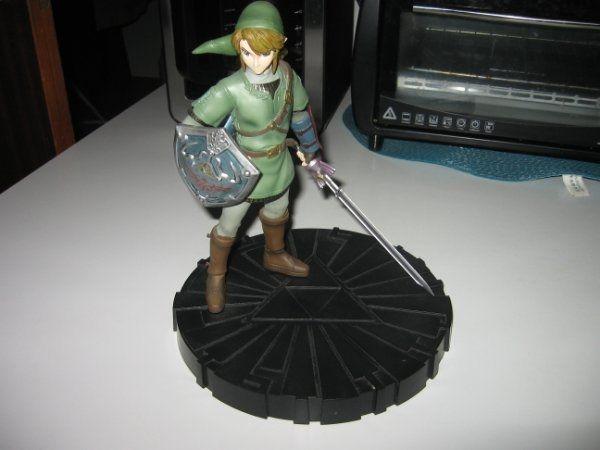 Zelda Figur Link Twilight Princess