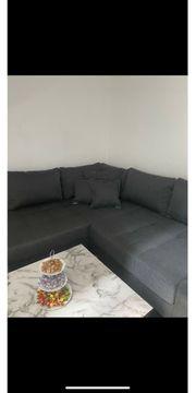 grauer Couch neu