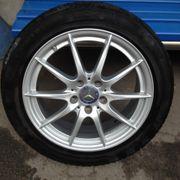 Mercedes A-B-CLA Klasse 205-50 R17
