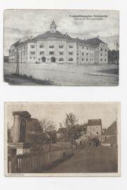 alte Postkarten Grafenwöhr