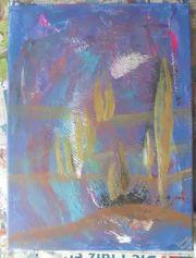 2 Toskana Bilder Gemälde in