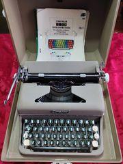 Schreibmaschine Consul mechanisch