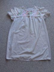 Damenbekleidung Vintage Nachthemd