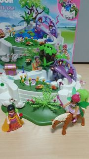 Playmobil Princess 5475 Verzauberter Kristallsee