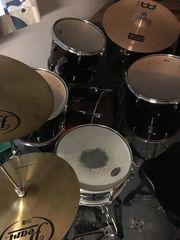 Schlagzeug zu verkaufen