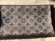Louis Vuitton Lurex-Schal Tuch 142x142cm