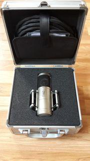 Brauner Phanthera Großmembranmikrofon