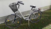 Verkaufe neues Damen City Fahrrad