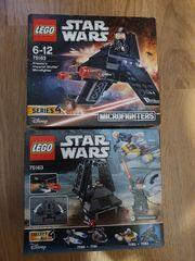 2 Packungen Lego 75163 Star