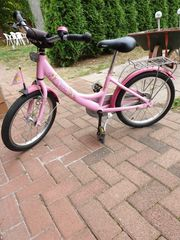 Puky Prinzessin Lillifee Fahrrad mit