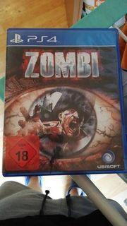 Zombie - PS4