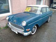 Oldtimer Opel 1200 Bj 1961