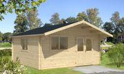 Gartenhaus als Bausatz Fontainebleau 2 -