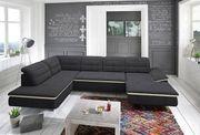 Luxus Designer XXL Sofa mit