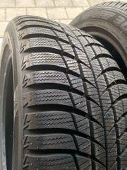 4 Winterreifen Bridgestone 225 50