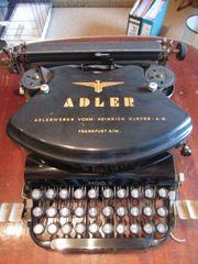 Schreibmaschine ADLER Modell No 7
