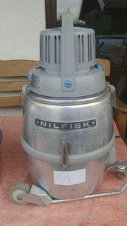 3 Industriesauger Fa Nilfisk GA70