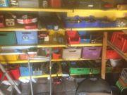Auflösung Heimwerker Hobbywerkstatt Keller Garage