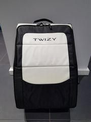 Renault Twizy Bag Rucksack Kofferraum