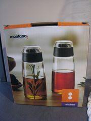 Kitchen Essig- und Öl-Flasche 2-tlg