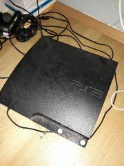 PS3 mit 2 Spielen