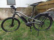 Verk E-Bike der Marke Flyer