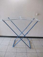 Wäscheständer und Leifheit Wäschetrockner