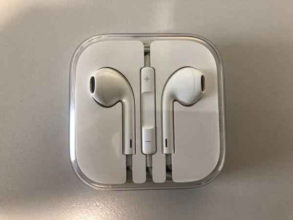 Original Apple Earpods Kopfhörer
