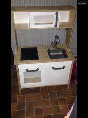 Ikea Kinderküche Holzküche
