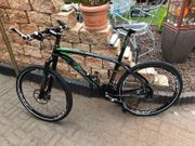 2 Fast Carbon Mountainbike top