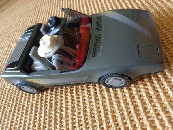 Rarität Spielzeug Playmobil Fluchtfahrzeug Gangster