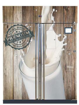 Gastronomie, Ladeneinrichtung - Milchautomat Milkbox Supermarkt - Neu