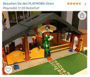 Playmobil 3120 Reiterhof und 3249