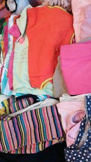 Kleiderpaket Mädchen Gr