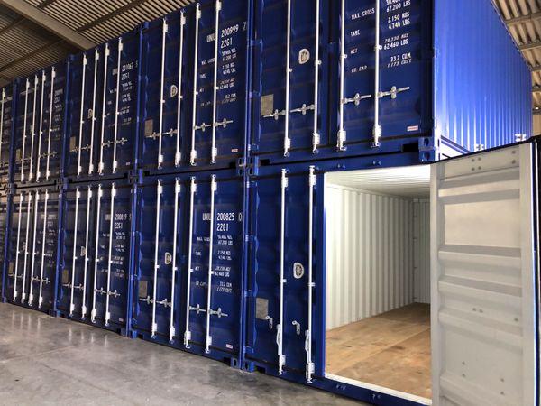 Container - Garage - Halle - Lager - Abstellraum -