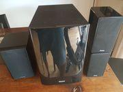 Lautsprecher Set Soundsystem