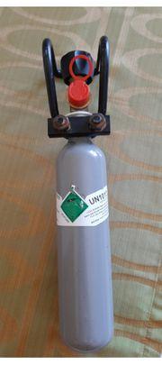 Aquarium co2 flasche