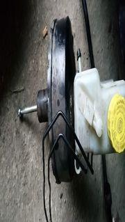 bremskraftverstärker inkl abs block skoda