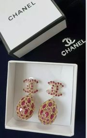 Chanel Ohrringe Ohrstecker VIP Gift