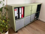 8er Ikea Kallax Regal Sideboard